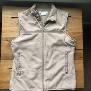Nike Golf Fleece Vest Therma Fit Pale Pink